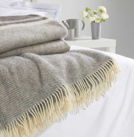 Top 6 Most Beautiful Wool Throws For Christmas Woolme News