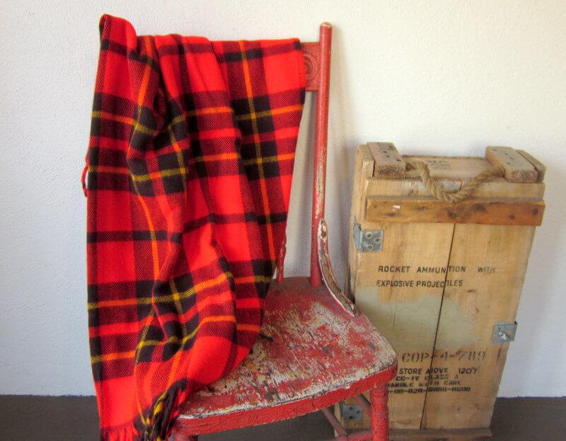 washing wool blankets in washing machine