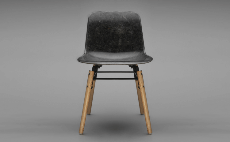 wool chair