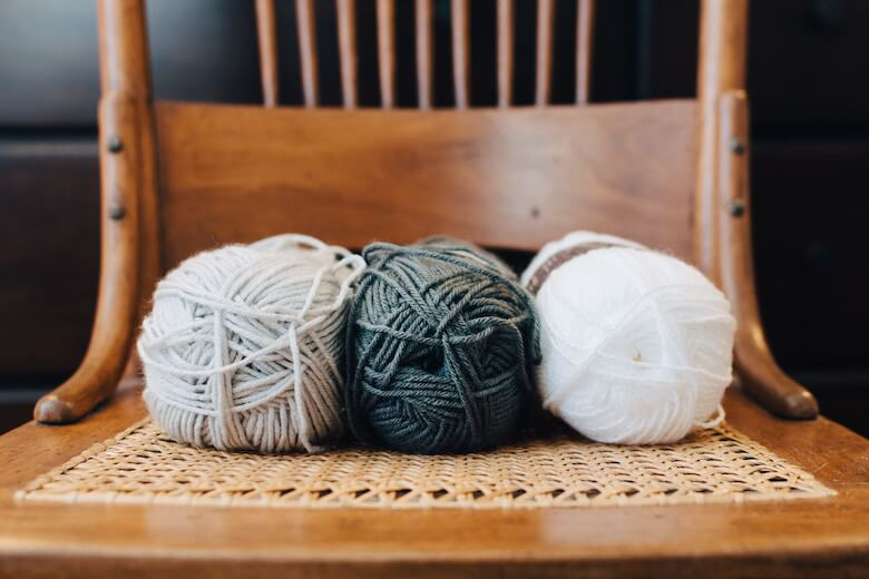 wool yarn spring summer