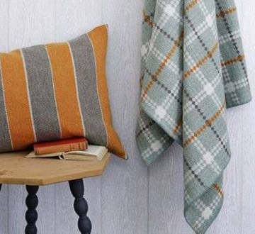Merino Wool Throws How to unshrink